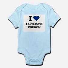 I love La Grande Oregon Body Suit