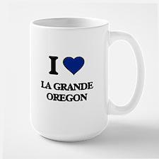 I love La Grande Oregon Mugs
