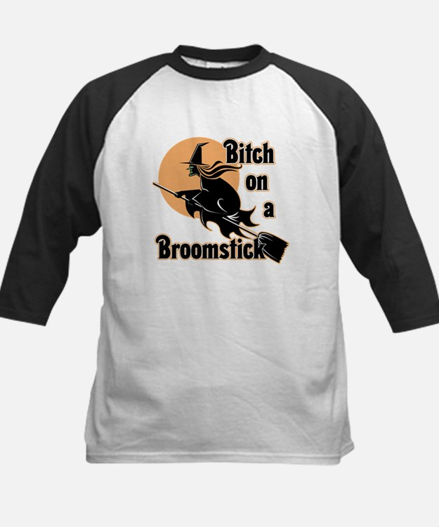 Bitch on a Broomstick Tee