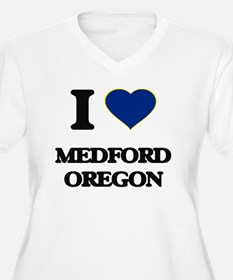 I love Medford Oregon Plus Size T-Shirt