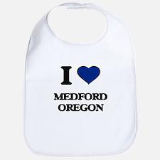 I love Medford Oregon Bib
