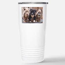 Pitbull Stainless Steel Travel Mug
