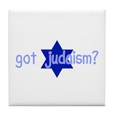 got judaism? Tile Coaster