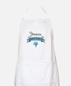 Proud Mom Of Son Apron