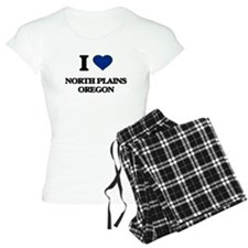 I love North Plains Oregon Pajamas