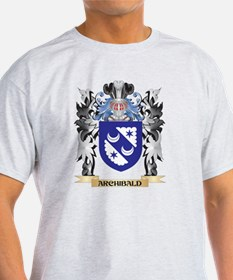 Archibald Coat of Arms - Family Cres T-Shirt