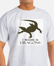 I Believe In Dragons T-Shirt