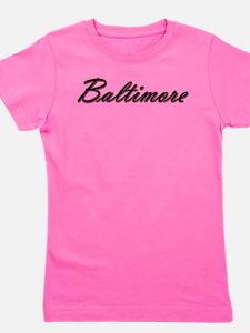 Warzone Baltimore Girl's Tee