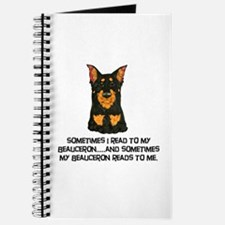 Beauceron Reader Journal