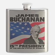 15 Buchanan Flask