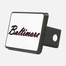 Warzone Baltimore Hitch Cover