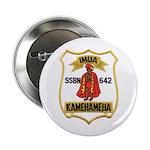 """USS KAMEHAMEHA 2.25"""" Button"""