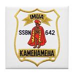 USS KAMEHAMEHA Tile Coaster