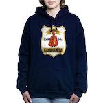 USS KAMEHAMEHA Women's Hooded Sweatshirt