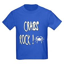 Crabs Rock ! T
