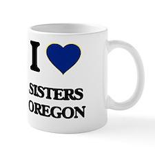 Funny Sisters oregon Mug