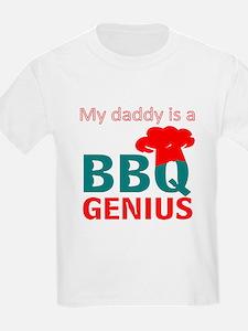 bbq dad T-Shirt