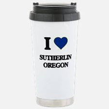I love Sutherlin Oregon Travel Mug