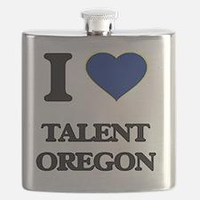 Oregon love Flask