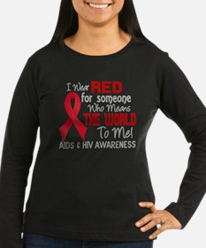 AIDS HIV MeansWor T-Shirt