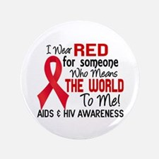 AIDS HIV MeansWorldToMe2 Button