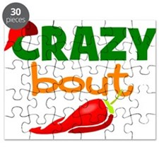 Hot pepper lover Puzzle