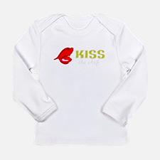 BBQ kiss Long Sleeve T-Shirt