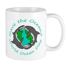 World Ocean Day Mugs