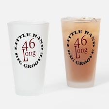 Cute Big band Drinking Glass