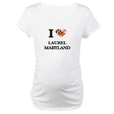 I love Laurel Maryland Shirt