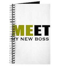 New boss retirement Journal