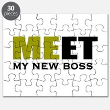 New boss retirement Puzzle