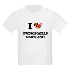 I love Owings Mills Maryland T-Shirt