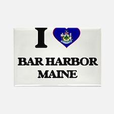 I love Bar Harbor Maine Magnets