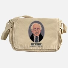 Bernie Speaks II Messenger Bag