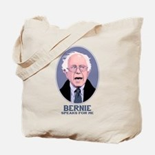Bernie Speaks II Tote Bag