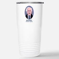 Bernie Speaks II Stainless Steel Travel Mug