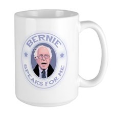 Bernie Speaks II Mug
