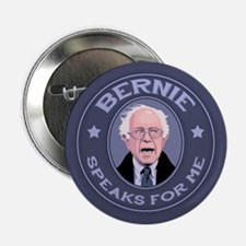 "Bernie Speaks II 2.25"" Button"
