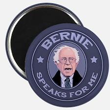 Bernie Speaks II Magnet
