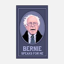 Bernie Speaks II Decal