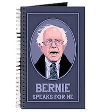 Bernie Speaks II Journal