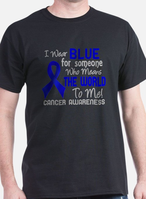 Anal Cancer MeansWorldToMe2 T-Shirt