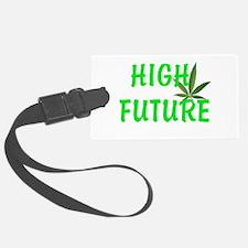 HIGH FUTURE Luggage Tag