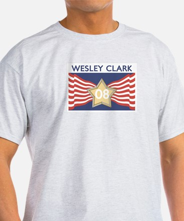 Elect WESLEY CLARK 08 T-Shirt
