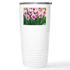 Perfectly Graceful Pink Travel Mug