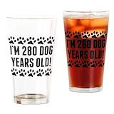 Birthday Pint Glasses
