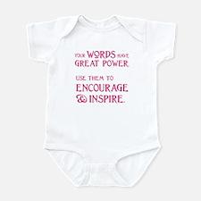INSPIRE Infant Bodysuit