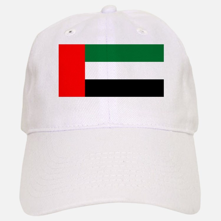 United Arab Emirates Flag Baseball Baseball Cap