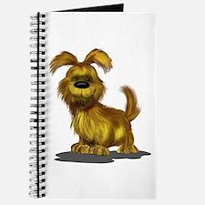 Fuzzy puppy Journal